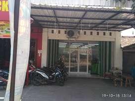 Disewakan Ruko / Ruang Usaha dekat Pasar Seni Gabusan