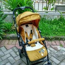Stroller Cocolatte amber