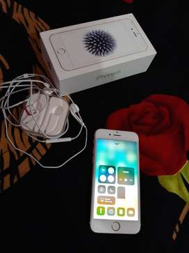 iPhone 6 is in good condition it was my primary phone.