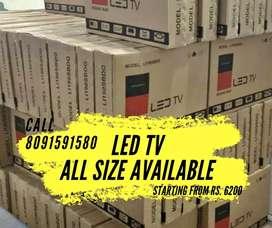LED TV सभी Size मे उपलब्ध
