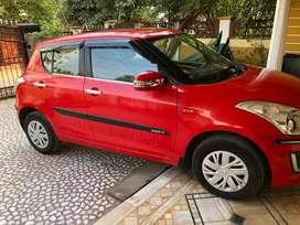 Maruti Suzuki Swift VXi + Manual, 2016, Petrol