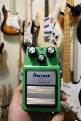 Efek Gitar Tube Screamer TS9 Ibanez Made in Japan