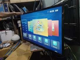 32 inch Naya LEDTV Full HD 2yr warranty Samsung panal sirf-7299 me