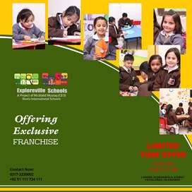 Leading School Franchise!!