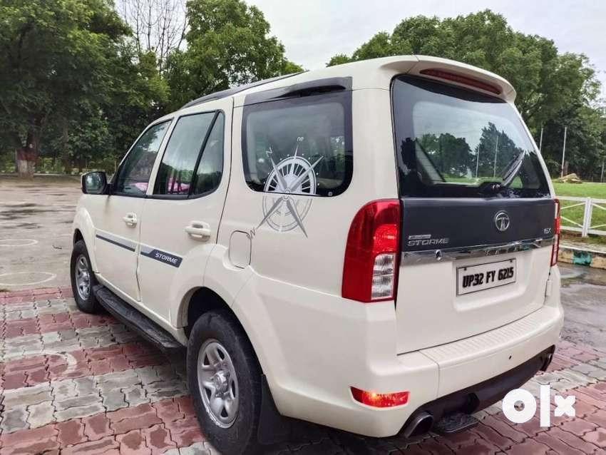 Tata Safari Storme EX, 2014, Diesel