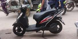 Urgent selling good condition scooty.