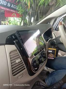 Autoworks exotic car//Head unit android kijang Inova