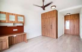3BHK Semi furnished apartment available for rent in Race Course