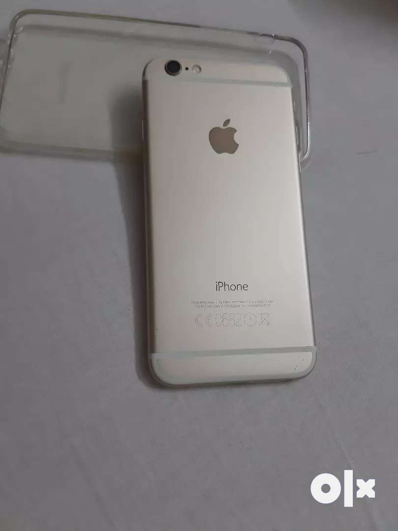 IPhone 6s 64 GB for sale @ 15000. ( Negotiable) 0