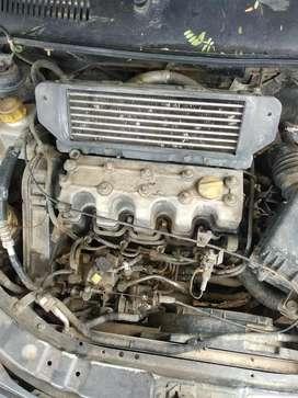 Tata Indica v2 engine