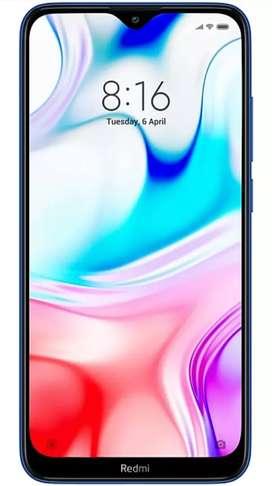 Redmi 8 4, 64 awsm phone seal packed