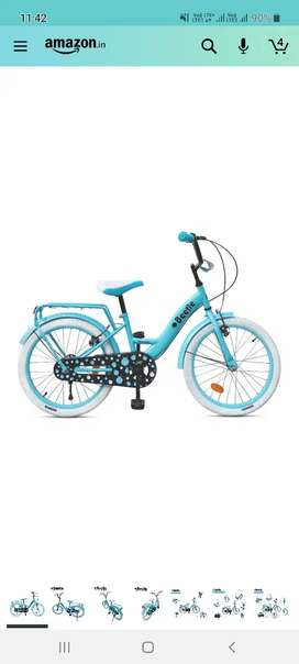 Brand new only 5 days old bicycle for sale