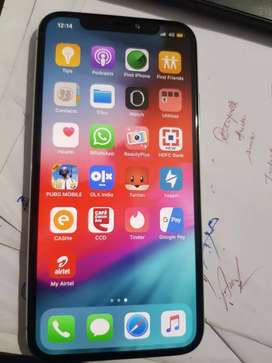 Fix price iphone xs 512gb silver and don't send ur cheap offer