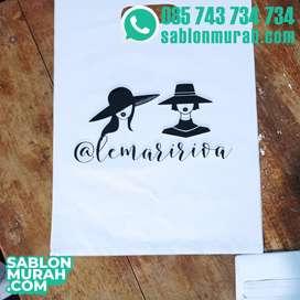 Menerima Sablon Plastik Tangerang Murah dan Cepat - 42114
