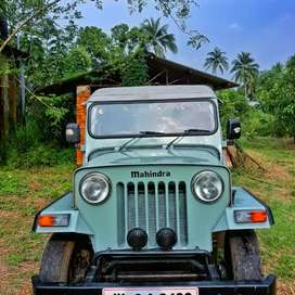 Excellent condition Mahindra Jeep MDI 550 2WD