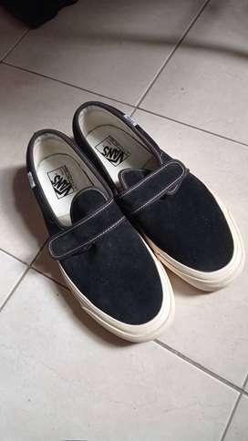 Vans Slip On Velcro Anaheim size 44.5