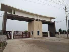 wallfort parkview 100% plot  finance in shej bahar raipur