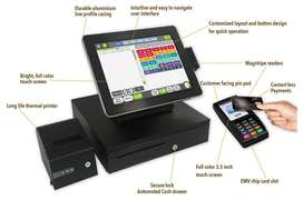 Medical store management software with complete hardware and training