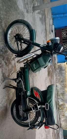 TVS XL bike