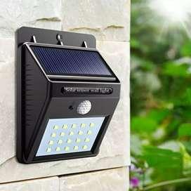 Lampu led taman tenaga surya