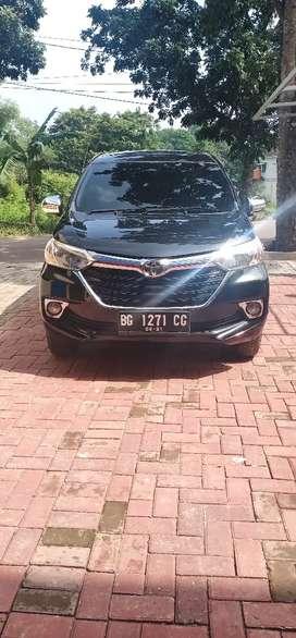 Dijual Toyota Avanza 1.3 type G tahun 2016