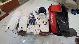 Professional cricket kit for kids