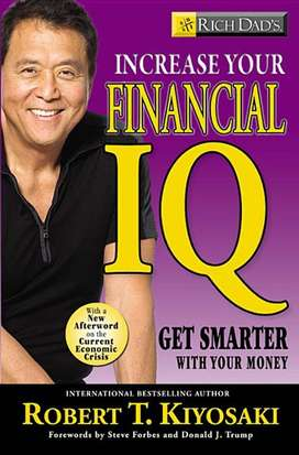 < Title > Book Increase Your Financial IQ