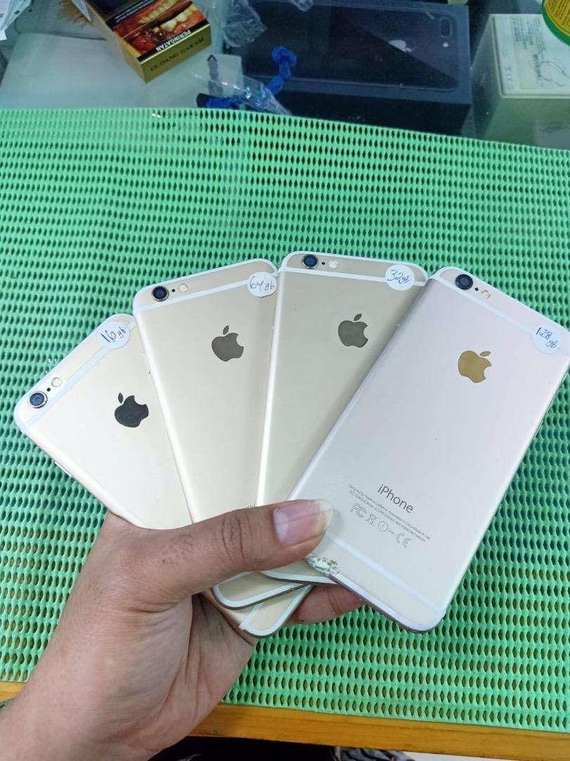 iphone 6 16gb garansi 7hari 0