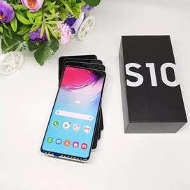 Ready Samsung Galaxy S10 5G 256Gb Original 100% Layar lebar