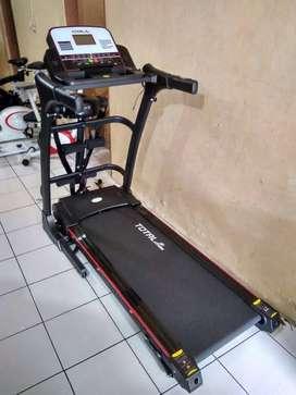 Treadmill Elektrik TL 630 - Treadmill Electric Multifungsi 2HP Murah