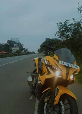 Pulsar rs200 abscompletely showroom maintained