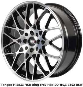 Velg Mobil Panther  KIA Carens, Pride, Visto Ring 17 Type HSR Tsinga