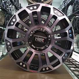 Sale velg racing hsr r18 myth05 blazer trailblazer Pajero land cruiser