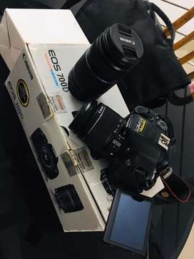 Canon700D for sale