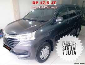 Daihatsu Great Xenia DP9.5JT R dr X MT 2016 Paket Kredit Paling MURAH