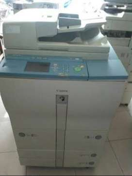 Mesin fotocopy Canon IR5000 dan ir6000