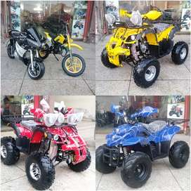 Get New Stock of Atv Quad 2 & 4 wheel Bikes At Subhan Enterprises