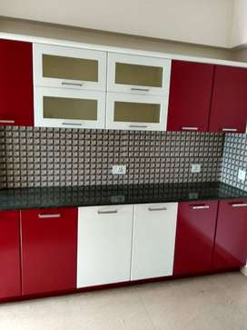 3 BHK Semi furnished flat available for RENT ONLY FOR FAMILIES