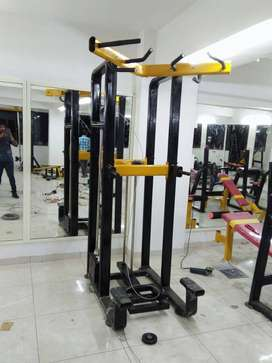 combination new gym setup