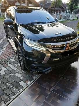 PAJERO SPORT DAKAR 2018/2019 AUTOMATIC CRUIZER