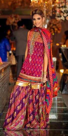 Lawn replica dresses of all brands on wholesale for resellers