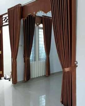 Desain gorden gordyn hordeng murah interior lengkap banyak pilihan