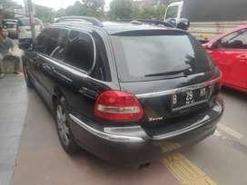 Jaguar x tipe estate 2006 istimewa barang langka pajak panjang no PR