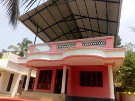 900 Sq ft/2 BHK/ 4.25 Cents/29Lakhs / Near Mannuthy Thrissur
