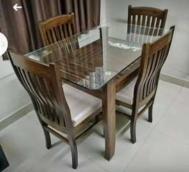 Teakwood dining table buy direct factory