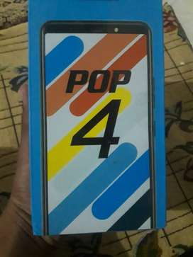 Tecno pop 4 in good condition
