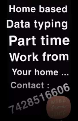 Make your carrier bright from part time jobs...