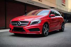 Mercedes Benz A250 Sport AT 2014