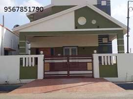 Newly double storege house for rent in palakkad town  area