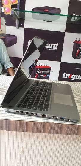 Lenova cori7 laptop ram 4gb hdd320 gb ssd 32gb graphic nvidia led 15.6